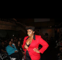 "Marie Fonsworth Fashion Show ""Serving Face!"""