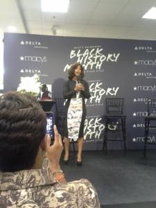 Joy Sewing- Houston Chronicle Fashion/Beauty Editor