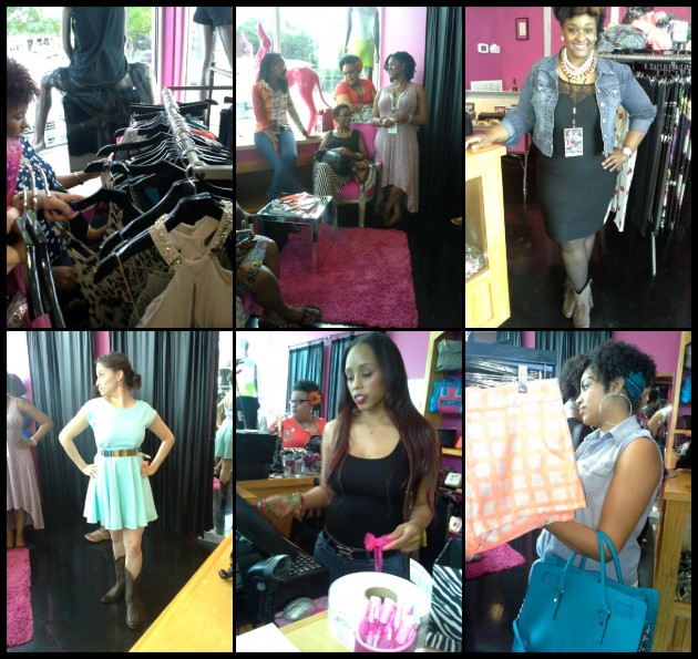 More Shopping at Heiress Boutique!