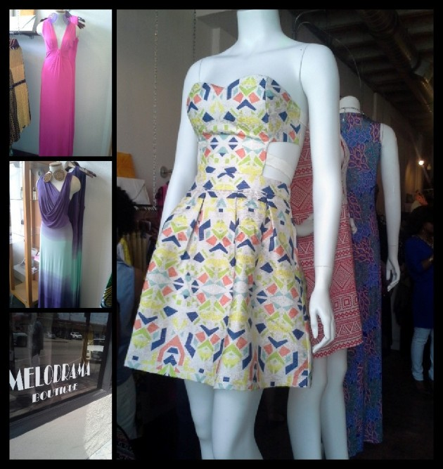 Fell in love with these Spring dresses, bright colors and bold prints!