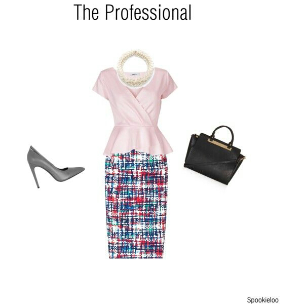 How to Style a pencil skirt professionally