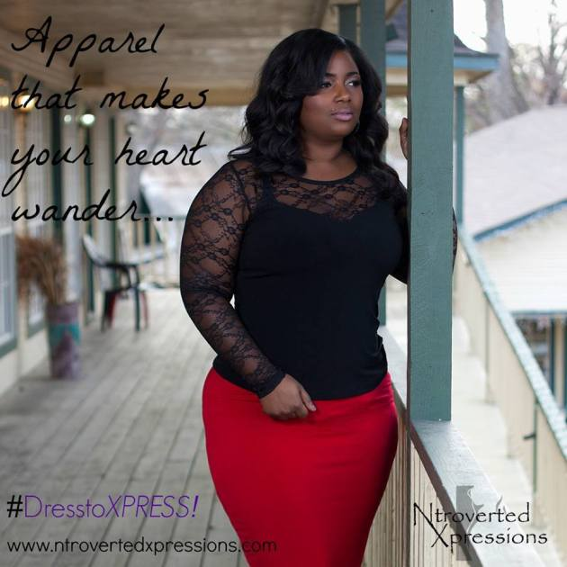 Owner of Ntroverted Expressions, Sharonda