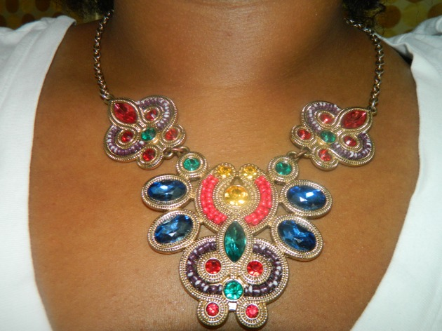 Statement Necklace: Forever 21