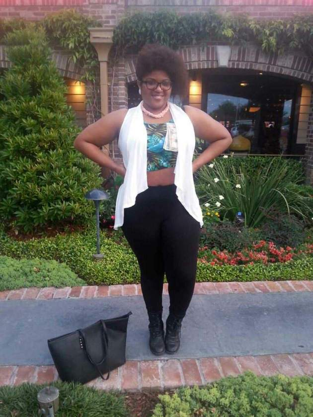 Birthday Outfit! My weekend started out in Houston, so I decided to go for a more casual, easy look.