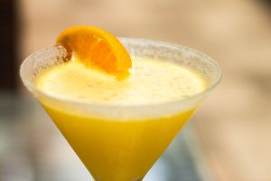 """Orange Crush "" signature drink"